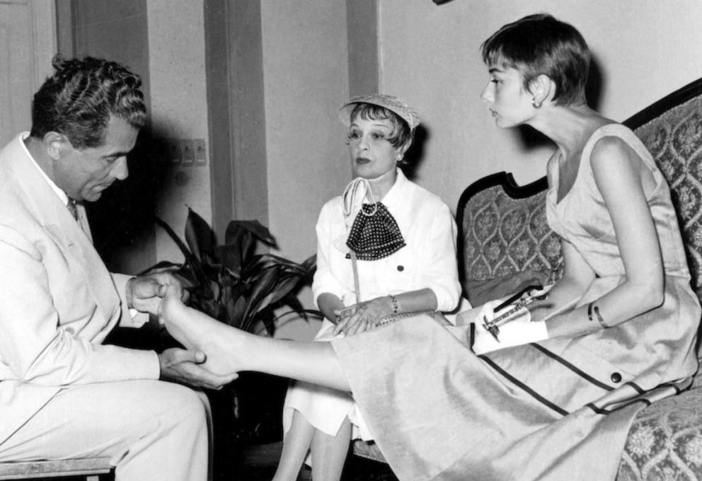 Ferragamo e Audrey Hepburn