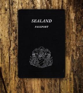 SEALAND E IL SUO PRINCIPE PADDY ROY BADES