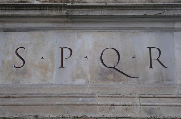 SPQR…QUESTI ROMANI!